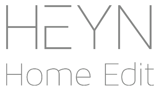 Heyn Home Edit